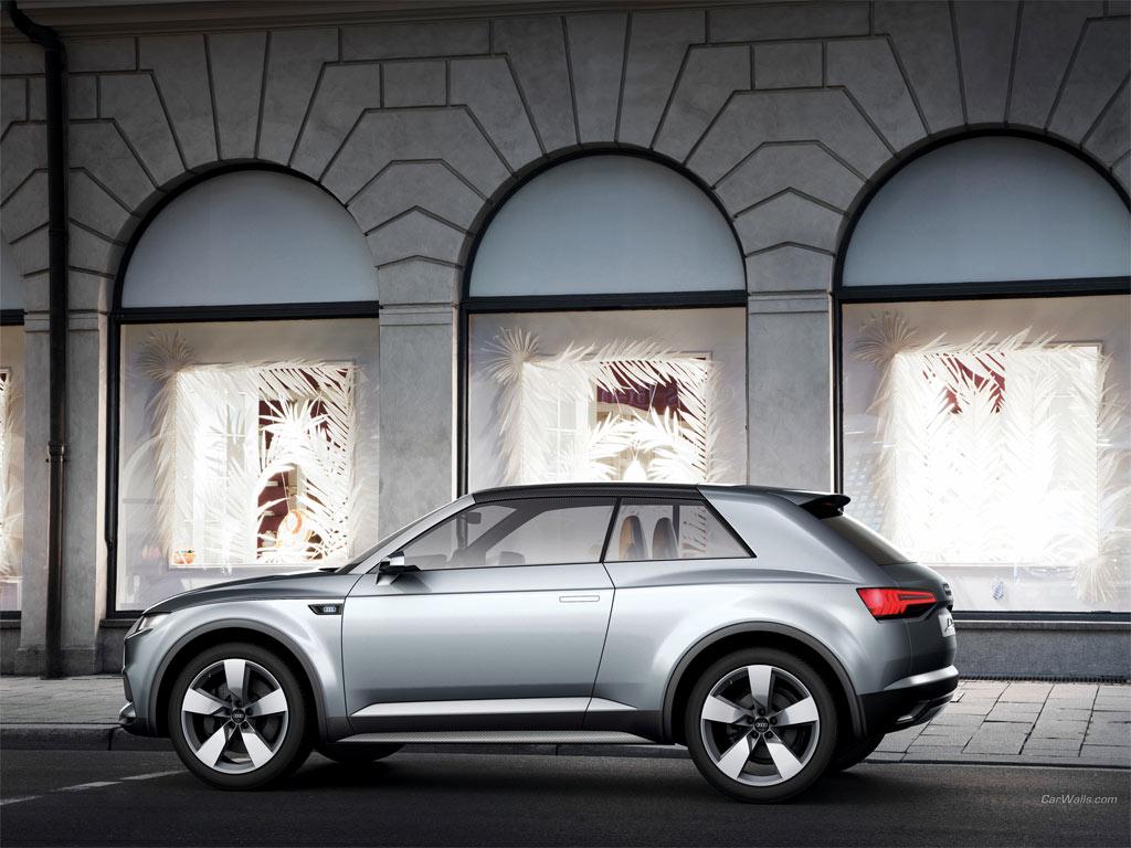 Самый маленький кроссовер «Audi Q1» сойдет с конвейера в 2016 году