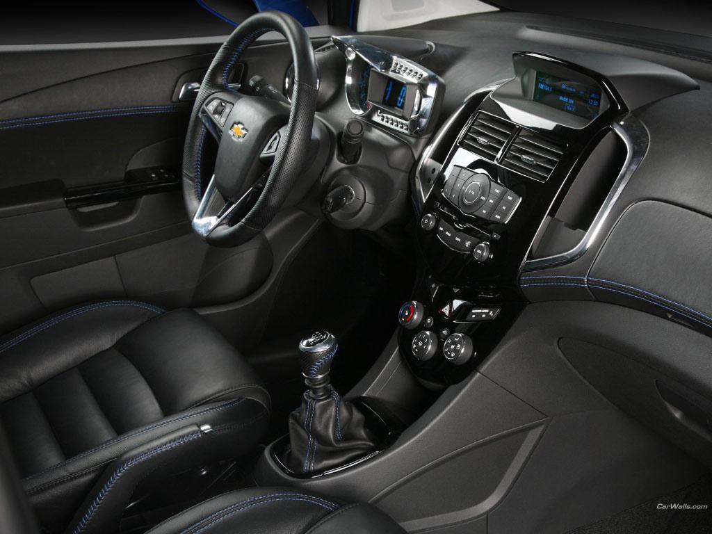 Chevrolet Aveo RS Concept - вид спер…