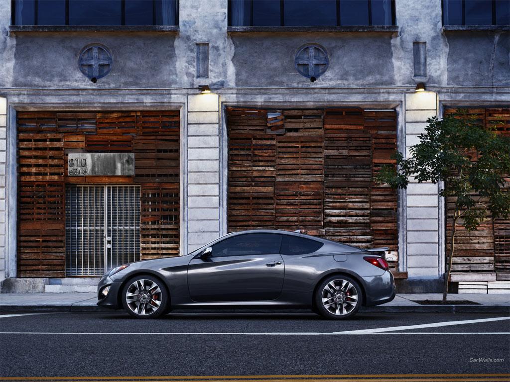 Hyundai Genesis Coupe Фото Hyu…